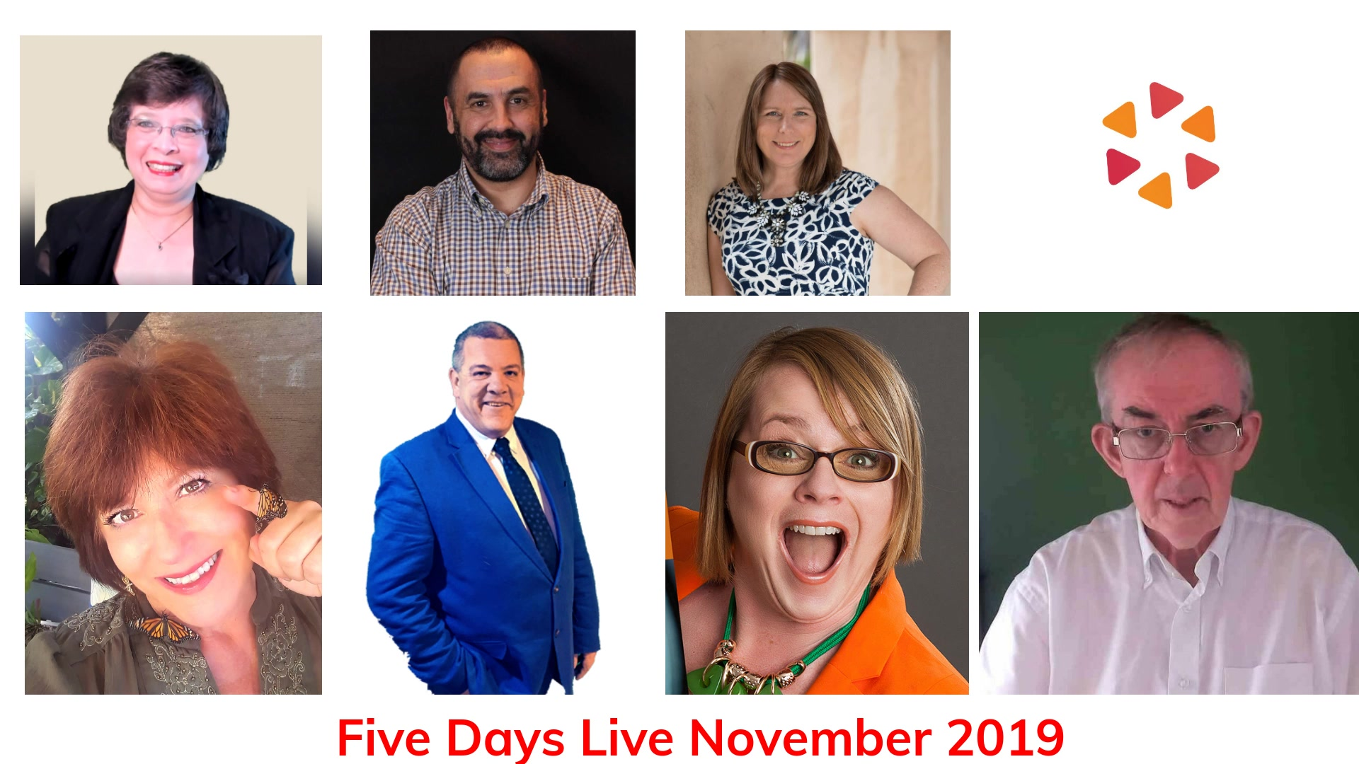 Five Days Live – free online training starts on Monday